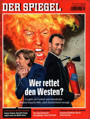 مجله SPIEGEL (جهت یادگیری زبان آلمانی)