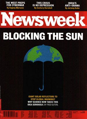 نشریه(جهت تقویت زبان خارجی)NEWSWEEK