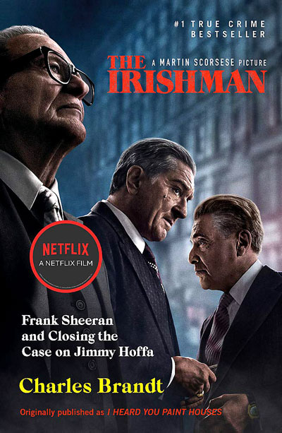 کتاب مرد ایرلندی The Irishman
